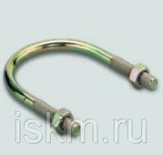 Скоба монтажная U-образная ETR 121-127