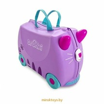 Детский чемодан на колесиках 'Котенок Кэйзи' Trunki 0322-GB01