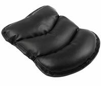 Подушка на сиденье CarBull Мягкая подушка для подклокотника, PIL-01, черный, черный