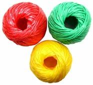 """Шпагат Proffi """"Светофор"""", 1100 текс 3х30 м, цвет: красный, зеленый, желтый"""