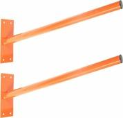 Кронштейны для хранения колес МастерПроф, 2 шт