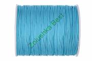 Шнур нейлоновый голубой 1,4 мм