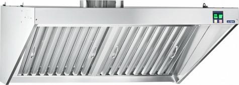 Вытяжной зонт ABAT ЗВЭ-800-2П
