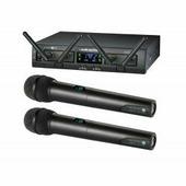 AUDIO-TECHNICA ATW1322 - радиосистема, 8 каналов 2.4 MHz с двумя ручными передатчиками