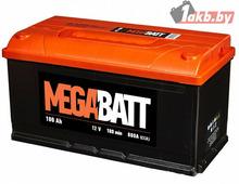 Аккумулятор для легковых автомобилей Mega Batt 6СТ-100 100 A/h, 800А R+