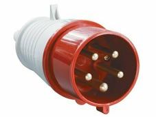 IEK Вилка кабельная 32А 3Р+N+Е IР44 переносная 380В 025 (PSR02-032-5)