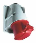 Разъемы силовые 432 RS6 Розетка для монтажа на поверхность 32A, 3P+N+E, IP44 ABB