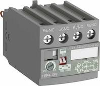 TEF4-OFF Электронная приставка времени с задержкой на отключение 0.1...100 сек. для AF09-AF96 и NF ABB, 1SBN020114R1000