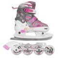 Коньки комбинированные MaxCity volt Ice girl (Спортивная коллекция)