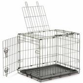 Клетка для животных SAVIC Dog Cottage 61x44x50 см черная (33110011)
