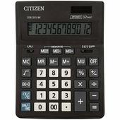 Калькулятор настольный 12 разр., разм.157x200x35 мм (Citizen)