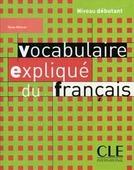 """Reine Mimran """"Vocabulaire Expliquee du Francais Debutant"""""""