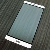 для Huawei Honor Note 8 Защитное стекло Ainy Full Screen Cover 2,5D 0,33 мм белое