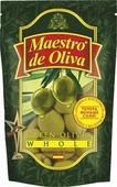 """Овощные консервы МДО Оливки """"Маэстро де олива"""" с косточкой, 180 г"""