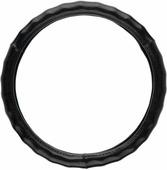 Оплетка для руля New Galaxy, 708113, черный, размер M