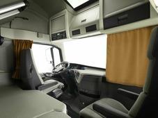 Комплект автоштор Эскар Blackout - auto XL, абрикосовый, 2 шторы 240 х 100 см, 2 шторы 120 х 160 см, 2 подхвата