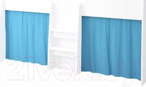 Шторки для кровати-чердака Polini Kids 4100