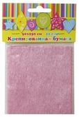 Феникс+ Бумага крепированная цвет розовый перламутр 50 х 250 см