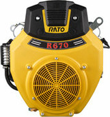 Бензиновый двигатель Rato R670D