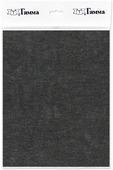 Канва для вышивки Gamma Linda, цвет: черный, 50 х 50 см. K27