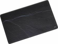 Разделочная доска Kesper Шифер, 3637-9, черный, 30 х 20 см