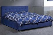 Кровать Vegas Милана 160x200, экокожа, п/м основания