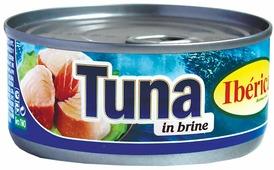 Iberica тунец в собственном соку, 160 г