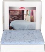 """Покрывало Hobby Home Collection """"Sultan"""", цвет: голубой, 200 х 220 см"""