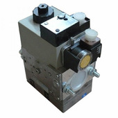Газовый клапан MD-VEF412 B01 S10 DUNGS для котлов Ferroli 39814500
