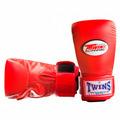 Перчатки снарядные Twins Special красные (размер M)