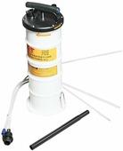 JTC Приспособление для откачки технических жидкостей с ручным приводом, 6,5 л. JTC-1045