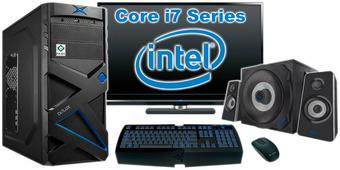 """Компьютер Офисный c монитором 22"""" Intel 81791"""