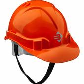 Каска защитная ЗУБР размер 52-62 см, оранжевый 11090_z01
