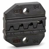 Номерные матрицы МПК-04 для опрессовки автоклемм под двойной обжим {69960}