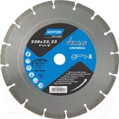 Отрезной диск алмазный Norton 70184625175