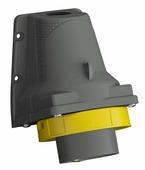 Вилка для монтажа на поверхность easy&safe 432ebs6w,32a,3p+n+e,ip67,4ч ABB, 2CMA101205R1000
