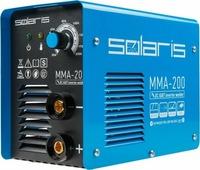 Сварочные аппараты Сварочный инвертор Solaris MMA-200