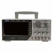 осциллограф Hantek DSO4254С, 4 канала 250 МГц, 7д дисплей, 1 Гвыб/сек., генератор 25МГц AWG DSO4254С