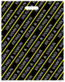 Пакет полиэтиленовый с вырубной ручкой 50*40см (45мкм) Камни вырубные. В упаковке 50 шт.