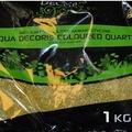 Грунт AQUAEL Aqua Decoris желтый, 2-3мм, 1кг