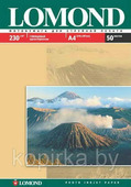 Фотобумага A4 (210x297) глянцевая односторонняя, 230 г/м², 50 листов, Lomond, 0102022