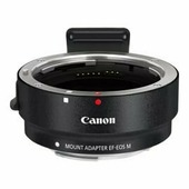 Переходное кольцо для объектива Canon Mount Adapter EF-EOS M