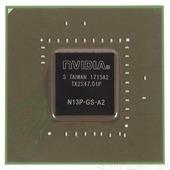 Видеочип GeForce GT640M, N13P-GS-A2 RB