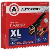 """Провода пусковые """"Autoprofi XL"""", высокие нагрузки, 21,15 мм2, 450 A, 3,5 м"""