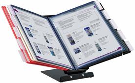 Office Force Stationery Настольная демосистема Qulck-Vlew Information Display А4 с поворотным механизмом