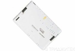Задняя крышка для планшета Asus ME302C-1A, белая
