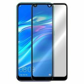 Противоударное защитное стекло Full Glue 0.3mm черное Huawei Y7 Prime 2019/ Y7 2019