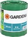 """Бордюр декоративный """"Gardena"""", цвет: зеленый, ширина 20 см, длина 9 м"""
