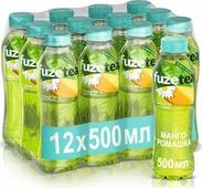 """Чай Fuzetea """"Манго-ромашка"""" зеленый, 12 шт по 0,5 л"""