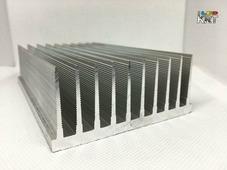Радиаторный алюминиевый профиль 89х38мм